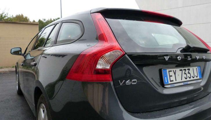 Prova su strada Volvo V60: l'usato garantito Volvo Selekt - Foto 21 di 29