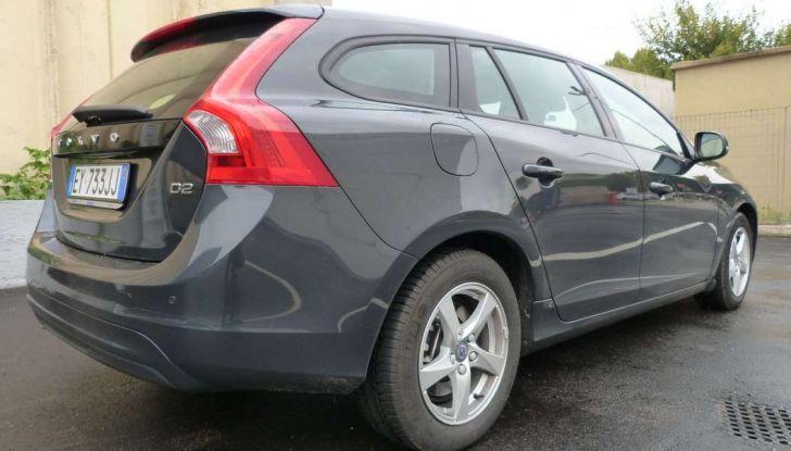 Prova su strada Volvo V60: l'usato garantito Volvo Selekt - Foto 23 di 29