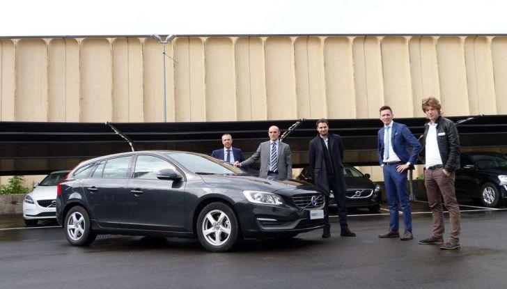 Prova su strada Volvo V60: l'usato garantito Volvo Selekt - Foto 7 di 29