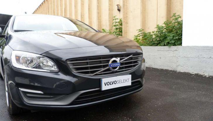 Prova su strada Volvo V60: l'usato garantito Volvo Selekt - Foto 15 di 29