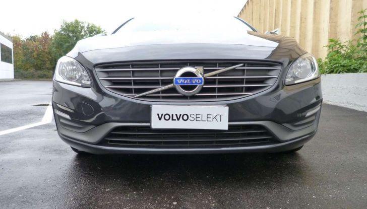 Prova su strada Volvo V60: l'usato garantito Volvo Selekt - Foto 27 di 29