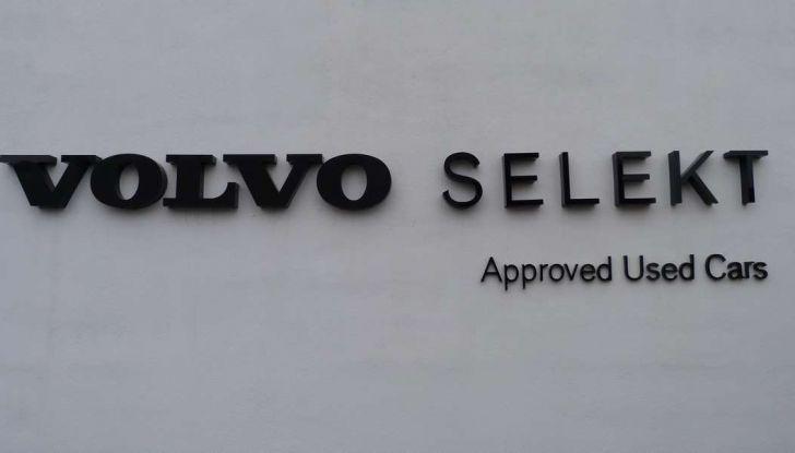 Prova su strada Volvo V60: l'usato garantito Volvo Selekt - Foto 29 di 29