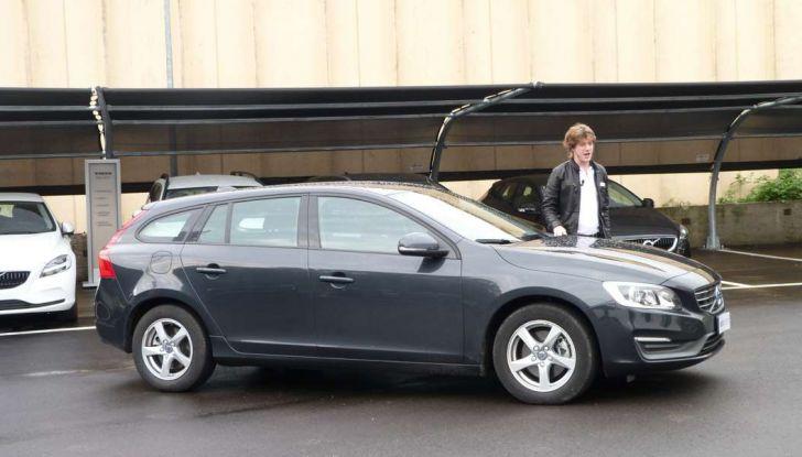 Prova su strada Volvo V60: l'usato garantito Volvo Selekt - Foto 11 di 29