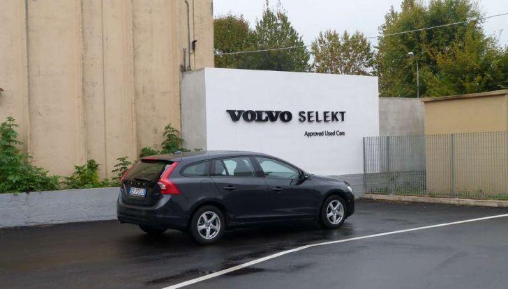 Prova su strada Volvo V60: l'usato garantito Volvo Selekt - Foto 12 di 29