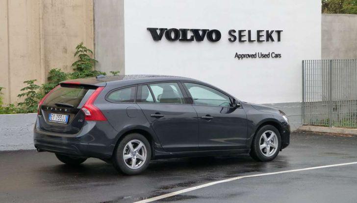 Prova su strada Volvo V60: l'usato garantito Volvo Selekt - Foto 14 di 29