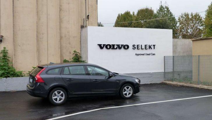 Prova su strada Volvo V60: l'usato garantito Volvo Selekt - Foto 9 di 29
