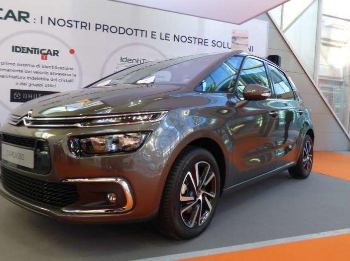 citroen C4 picasso Bologna Motor show