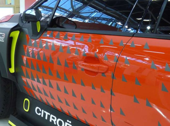 citroen C3 WRC bologna