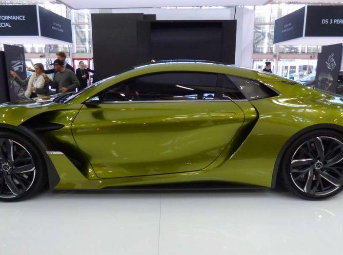 Ds motor show Bologna 2016