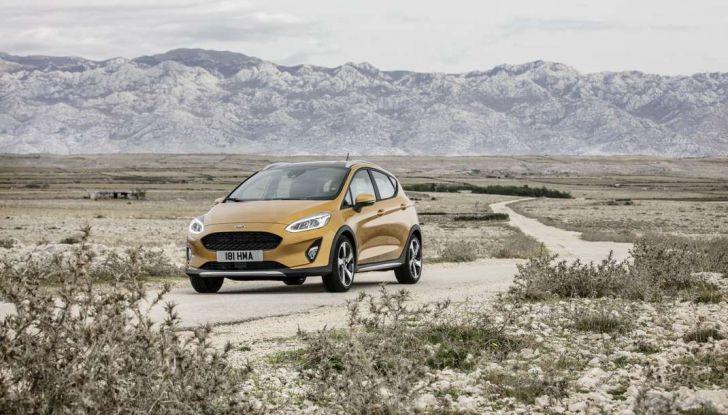 Ford Fiesta 2017,nuova generazione.