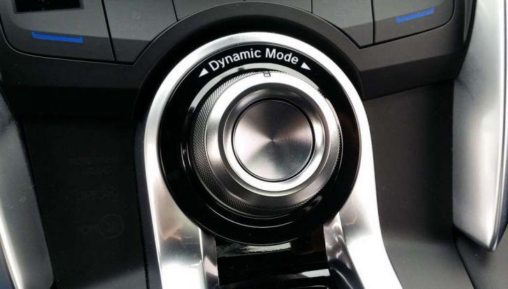 Nuova Honda NSX 2017, sistema dinamico integrato.