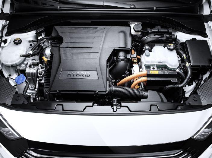 Motore ibrido, Hyundai.