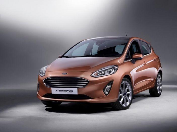 Ford Fiesta nuova generazione, motorizzazioni e allestimenti della compatta Ford - Foto 9 di 20