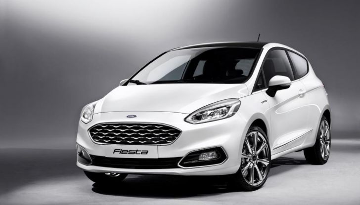 Ford Fiesta nuova generazione, motorizzazioni e allestimenti della compatta Ford - Foto 5 di 20