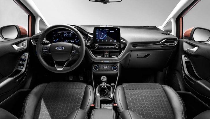 Ford Fiesta nuova generazione, motorizzazioni e allestimenti della compatta Ford - Foto 10 di 20