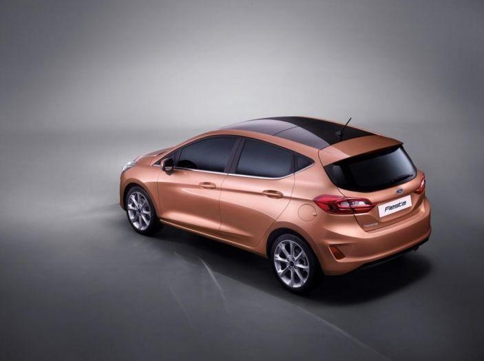 Ford Fiesta nuova generazione, motorizzazioni e allestimenti della compatta Ford - Foto 11 di 20
