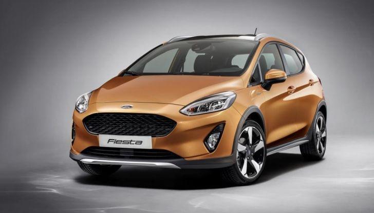 Ford Fiesta nuova generazione, motorizzazioni e allestimenti della compatta Ford - Foto 6 di 20