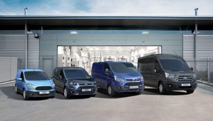 Veicoli commerciali 2016 Ford