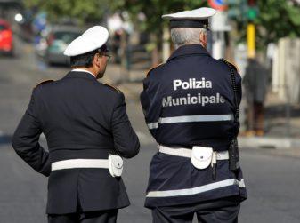 Nuovo vigile a Pisa: si chiama Nuvola ed è elettronico