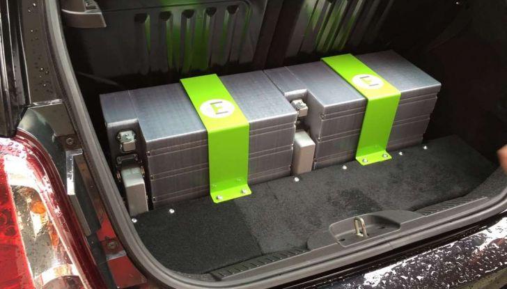 Fiat 500 Abarth con 350CV e 980Nm: le proteine a trazione integrale di G-Tech - Foto 4 di 6