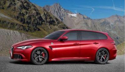 Alfa Romeo Giulia Station Wagon: perché si potrebbe fare