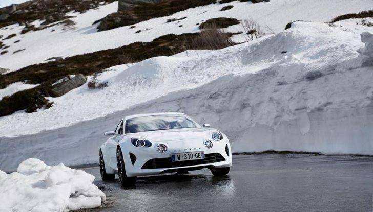 Alpine, aperte le prenotazioni per la serie limitata - Foto 17 di 28