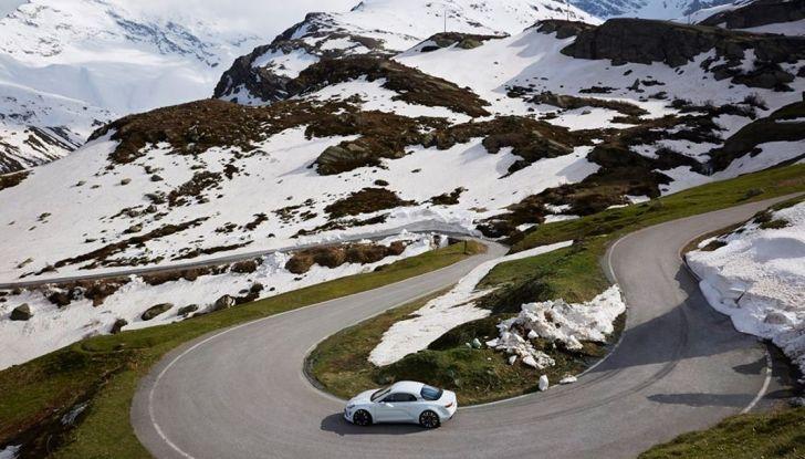 Alpine, aperte le prenotazioni per la serie limitata - Foto 21 di 28