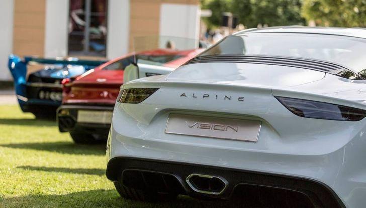Alpine, aperte le prenotazioni per la serie limitata - Foto 4 di 28