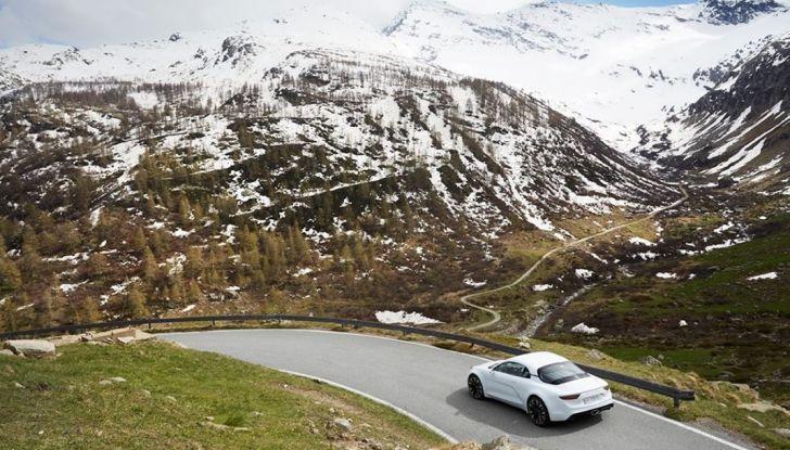 Alpine, aperte le prenotazioni per la serie limitata - Foto 7 di 28