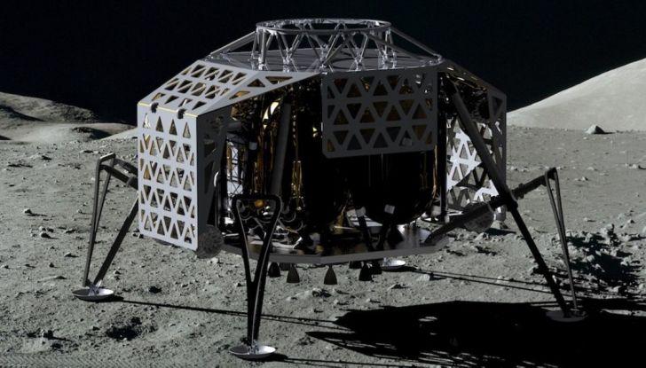 audi quattro tron sulla luna 1