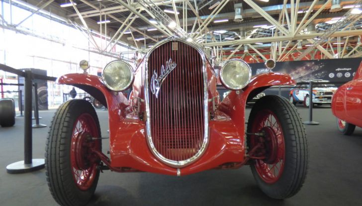 Le auto d'epoca più affascinanti del Motor Show di Bologna 2016 - Foto 4 di 58