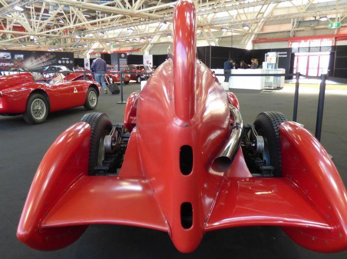 auto storiche motorshow bologna 2016