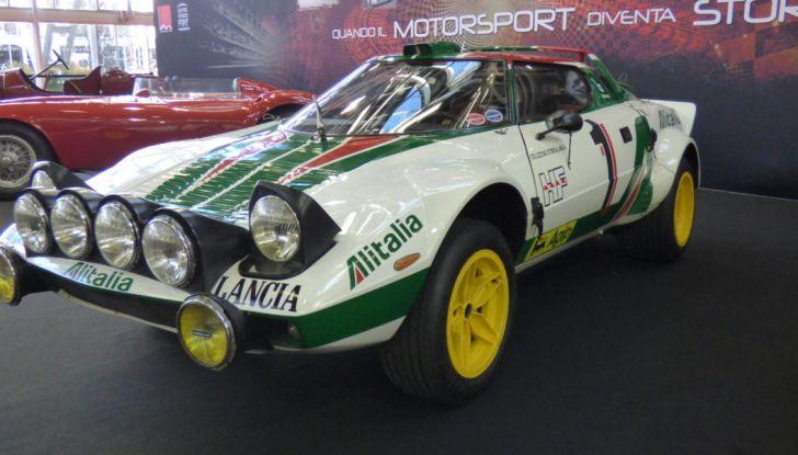 Le auto d'epoca più affascinanti del Motor Show di Bologna 2016 - Foto 2 di 58
