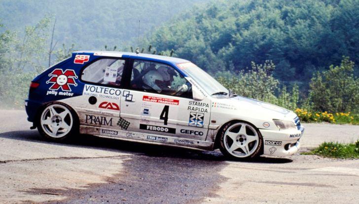 Peugeot la prima volta vent'anni fa - Foto 2 di 7