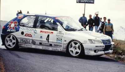 Peugeot la prima volta vent'anni fa