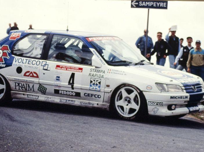 Peugeot la prima volta vent'anni fa - Foto 1 di 7