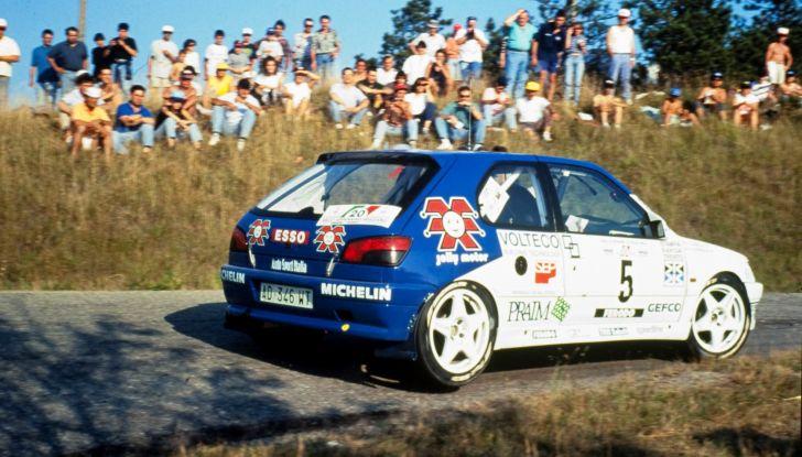 Peugeot la prima volta vent'anni fa - Foto 7 di 7
