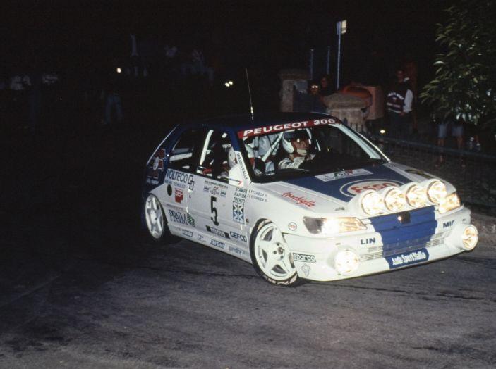 Peugeot la prima volta vent'anni fa - Foto 6 di 7