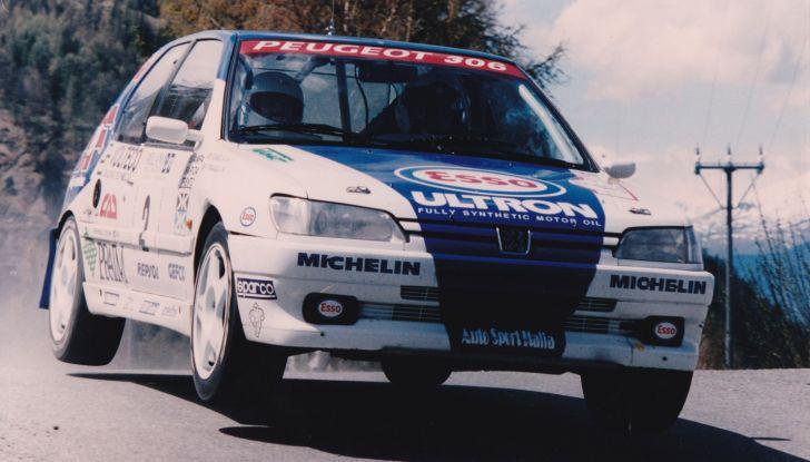 Peugeot la prima volta vent'anni fa - Foto 5 di 7