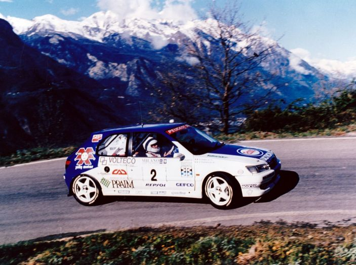 Peugeot la prima volta vent'anni fa - Foto 4 di 7