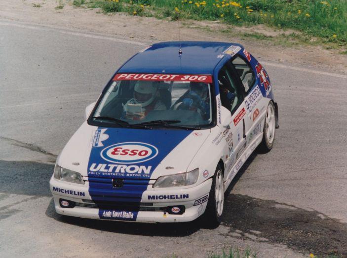 Peugeot la prima volta vent'anni fa - Foto 3 di 7