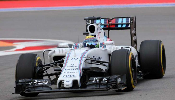 Calendario Formula 1 2017 - Foto 2 di 13