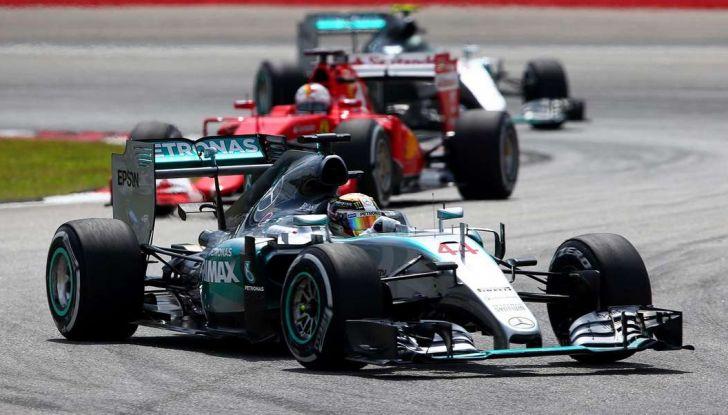 Calendario Formula 1 2017 - Foto 4 di 13