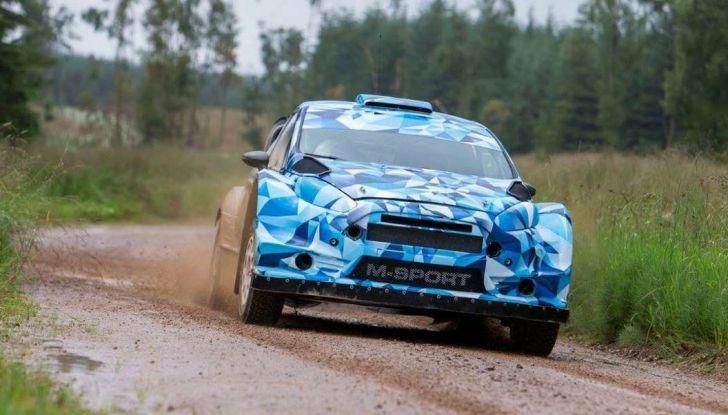 Calendario Rally WRC 2017 - Foto 1 di 14
