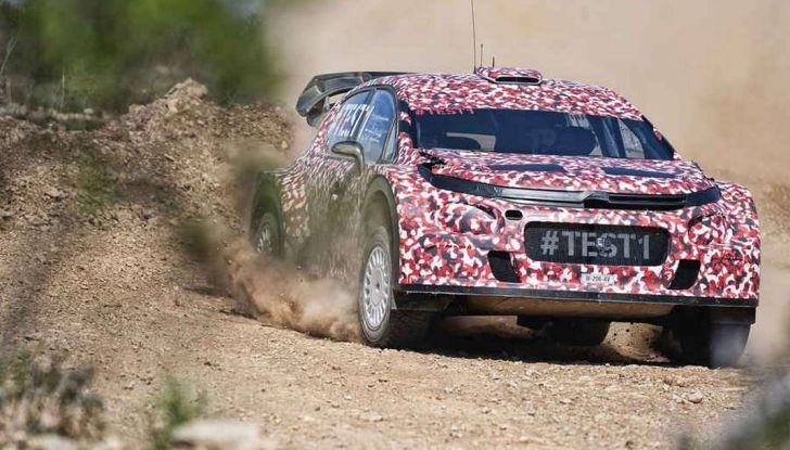 Calendario Rally WRC 2017 - Foto 5 di 14