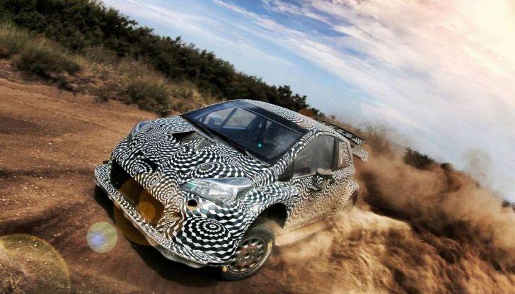 Calendario Rally WRC 2017 - Foto 2 di 14
