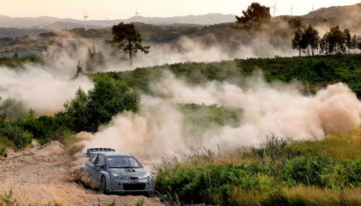 Calendario Rally WRC 2017 - Foto 6 di 14