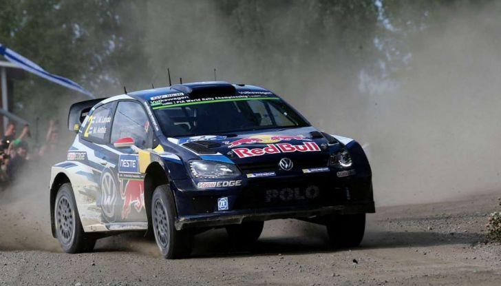 Calendario Rally WRC 2017 - Foto 7 di 14