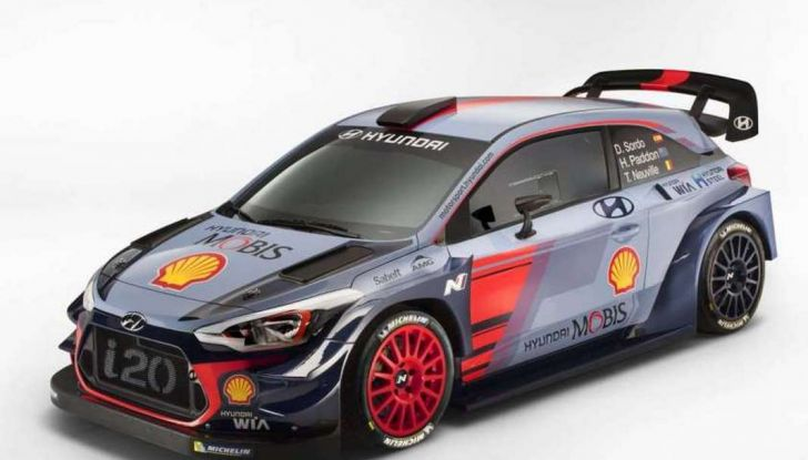 Calendario Rally WRC 2017 - Foto 11 di 14
