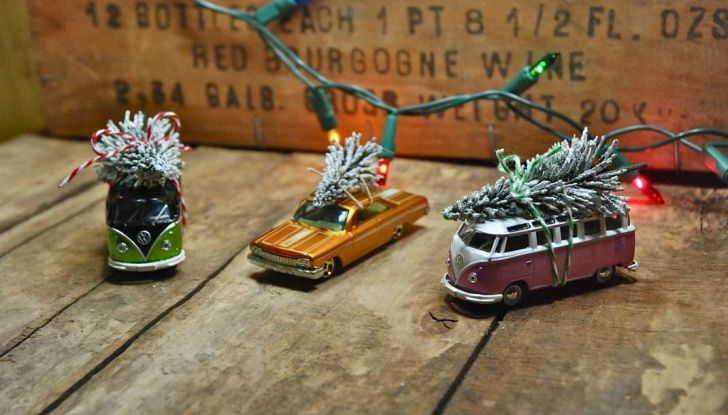 Come trasportare l'albero di Natale in auto senza incorrere in sanzioni - Foto 8 di 9